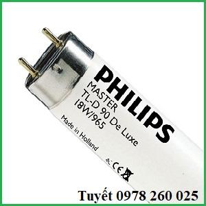 Bóng đèn D65 dùng trong so màu