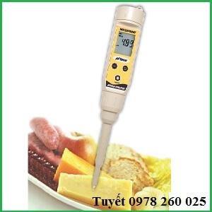 Bút đo pH cho thịt, cá, phô mai, trái cây - pH Spear