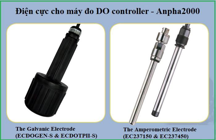Điện cực DO cho máy đo DO controller