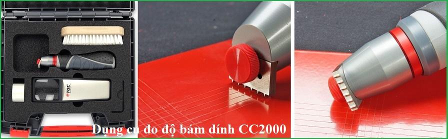 Dụng cụ kiểm tra độ bám dính CC2000