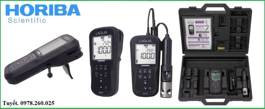 Máy đo nồng độ oxy hòa tan cầm tay Nhật Bản (DO210-DO220)