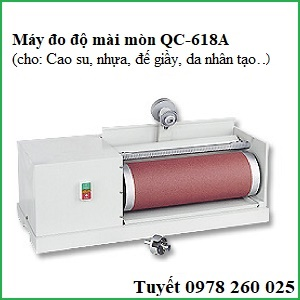 may-do-do-mai-mon-cao-su-qc618A