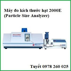 Máy đo kích thước hạt 2000E (Particle Size Analyzer)