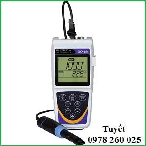 Máy đo oxy hòa tan cầm tay DO450 của Eutech-Singapore