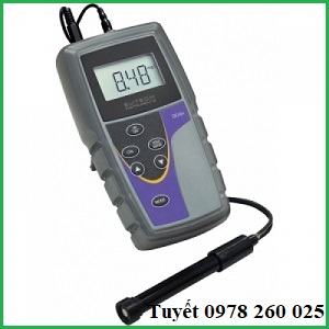 Máy đo oxy cầm tay DO6+ (đo oxy hòa tan, % oxy bảo hòa)