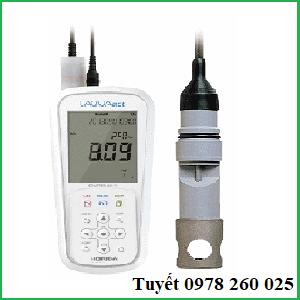 Máy đo oxy cầm tay Nhật Bản, hãng Horiba