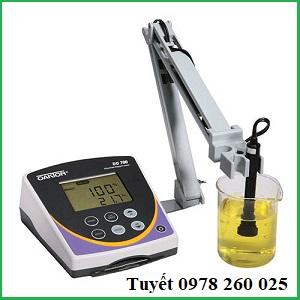 Máy đo oxy để bàn Eutech -Singapore