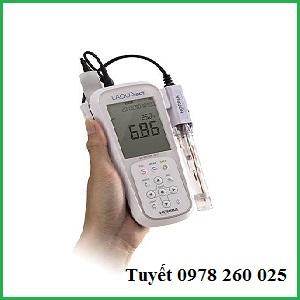 Máy đo pH cầm tay D71 Horiba - Nhật Bản