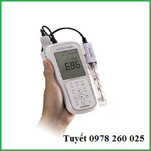 Thiết bị đo pH/ORP D72 cầm tay Nhật Bản, Horiba