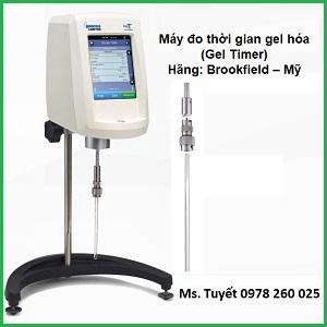 Máy đo thời gian gel hóa (gel timer)