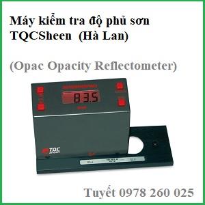 Máy kiểm tra độ phủ sơn SH0657 (OPAC Opacity Reflectometer)