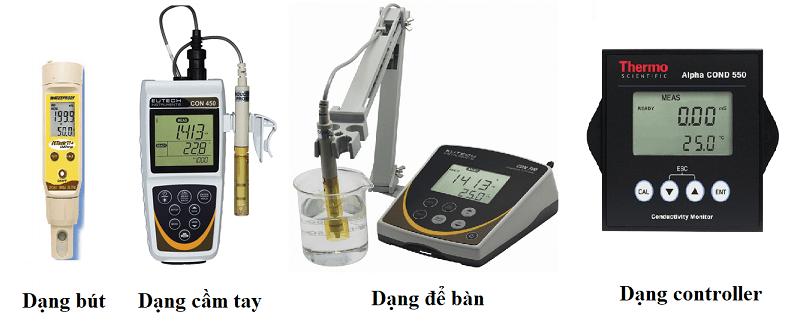 Thiết bị kiểm tra độ dẫn điện của nước