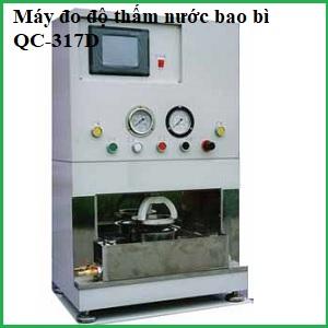 Thiết bị kiểm tra độ thấm nước cho vảiQC-317D