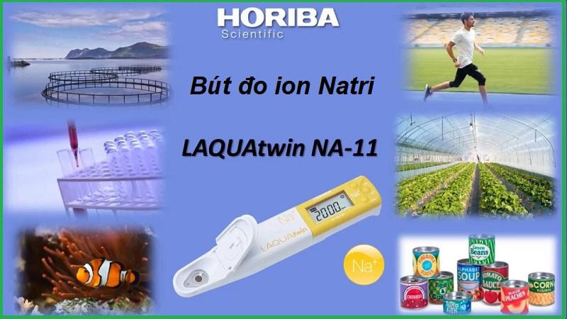 kiểm tra nồng độ ion Natri