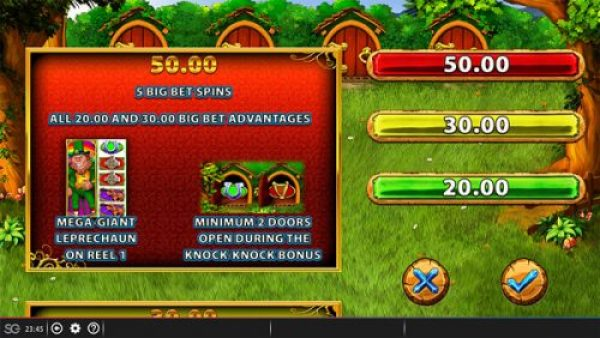 Rainbow Riches Cheat 2: Use the Super Spins