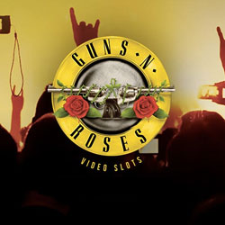 guns and roses slot by netent