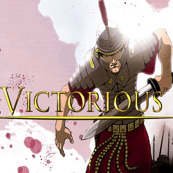 victorious by netent with medium variance