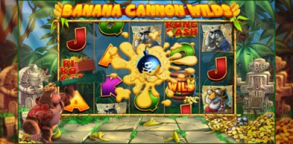 banna cannon bonus feature