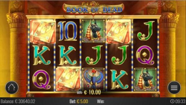 3 scatters will award free spins bonus