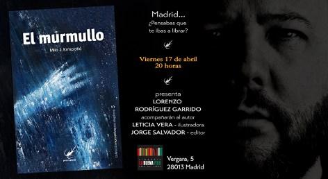 Invitación_El murmullo_La Buena Vida