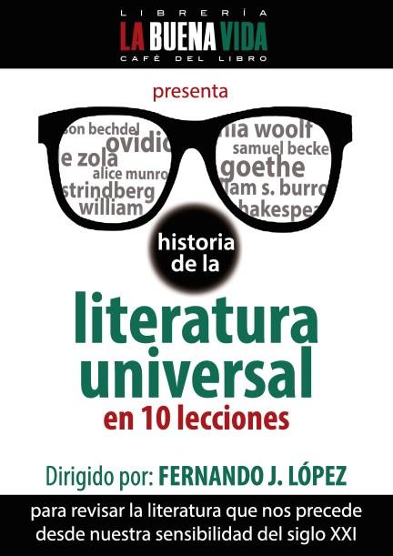 historia literatura universal