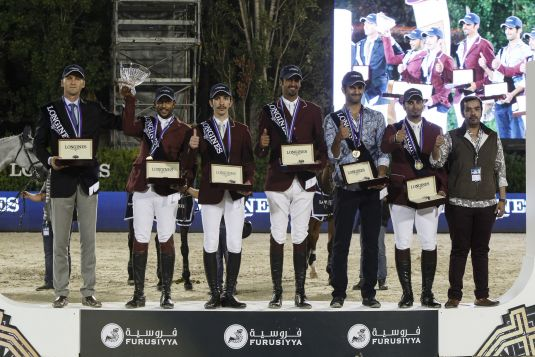 Qatar_ Equipo Ganador Longines Challenge Cup-1