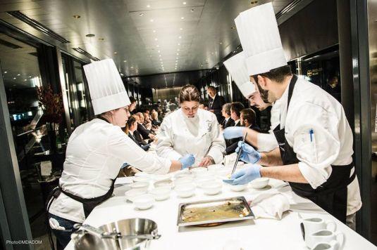 El Sotón sorprende en Milán con una 'cocina creativa y con alma'