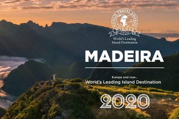 Madeira es el Mejor destino insular del mundo según los World Travel Awards