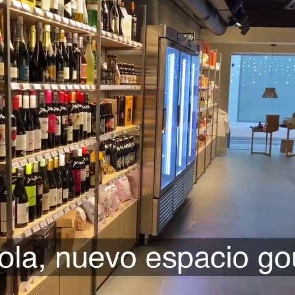 La escuela de cocina la Zarola abre una tienda gourmet