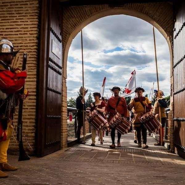 Medina del Campo prepara sus fiestas Imperiales y Comuneros