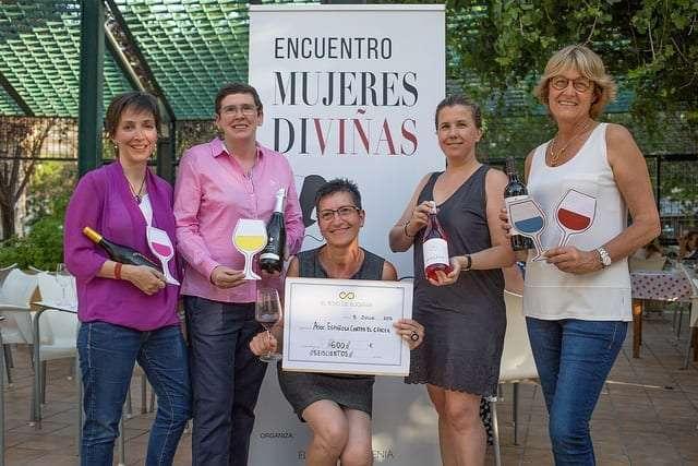 ENCUENTRO MUJERES DIVIÑAS CONSIGUE EL RETO