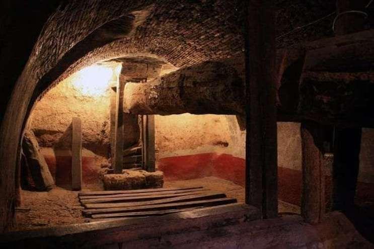 7. bodega subterranea cigales 1