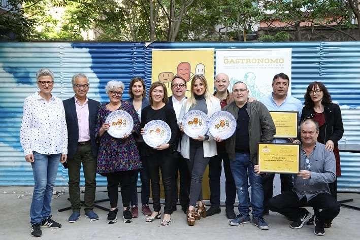 Premiados concurso de croquetas de Zaragoza