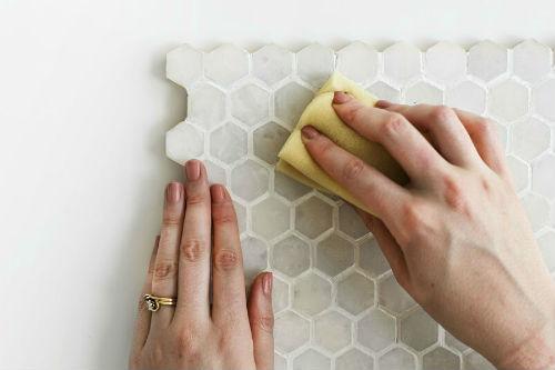 10 - DIY posavasos salvamantel azulejos - paso 4 1