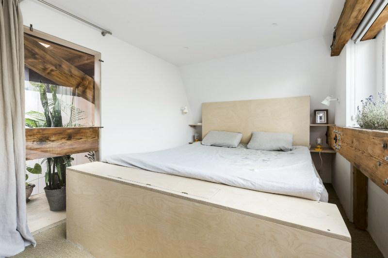 11 - Loft industrial en Amsterdam - dormitorio principal