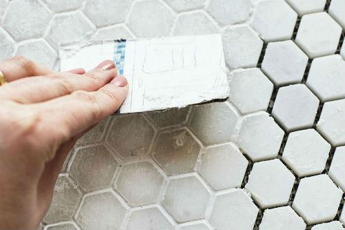 9 - DIY posavasos salvamantel azulejos - paso 3 1