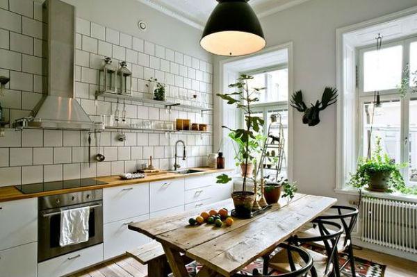 4 - mesas de comedor en la cocina