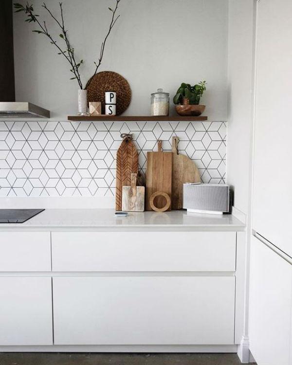 7 - 10 tipos de azulejos para tener una cocina diferente