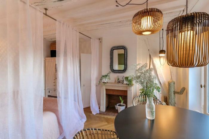8 - Estudio bohemio paris - salon