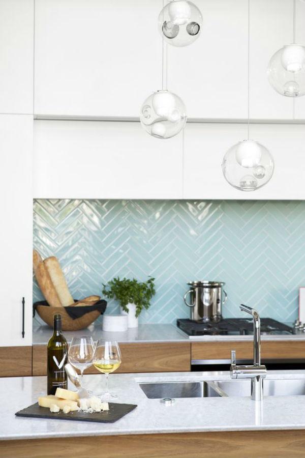 9 - 10 tipos de azulejos para tener una cocina diferente