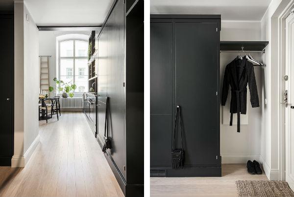 17 - Diseño masculino para un loft nordico