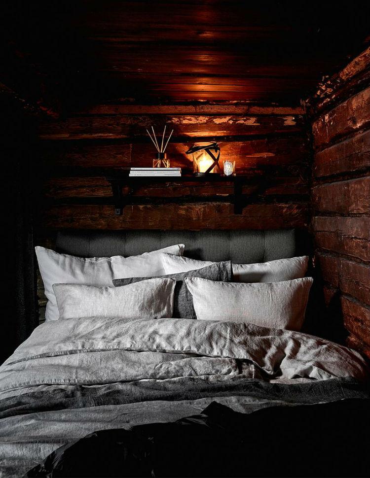 Una bonita cabaña para relajarse en Finlandia