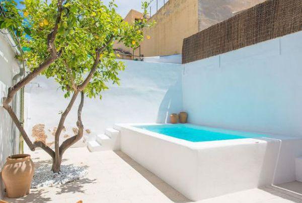 Blog la buhardilla decoraci n Patios pequenos con piscina