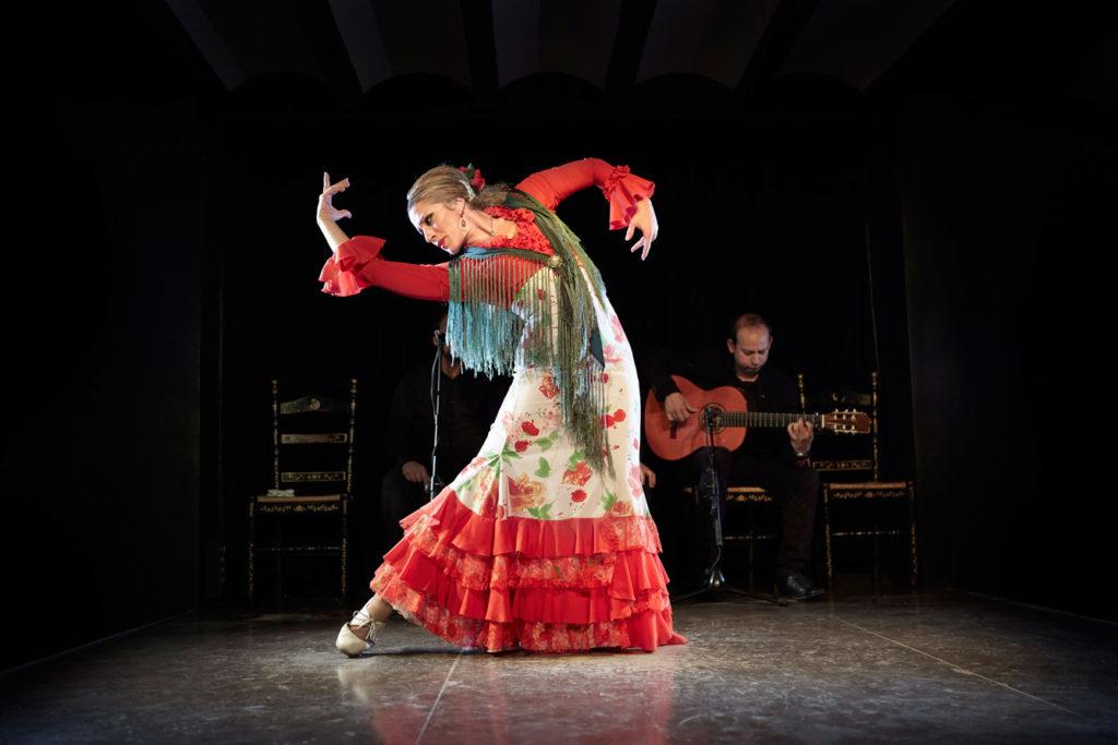 Flamenco Show Valencia Restaurante La Buler 237 A Tablao