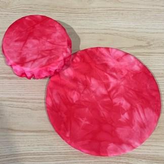 bulle couvre bol rose