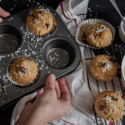 la pause magique mélange à muffins abricots coco