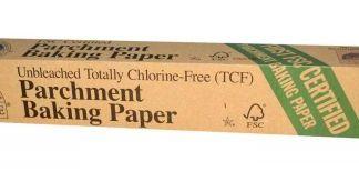 papier a cuisson compostable non blanchi