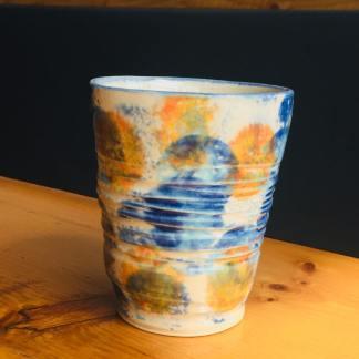 poterie verre à thé café sa-chat