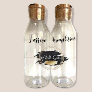 adorable creation bouteille lessive