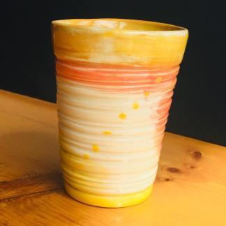 verre poterie thé café sa-chat